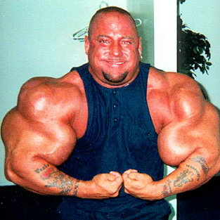 World's Biggest Muscles Steroids