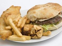 Cholesterol Foods