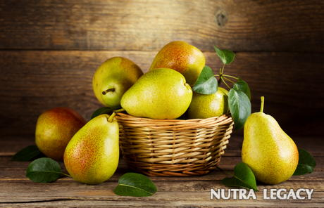 15 Pear Nutrition Facts