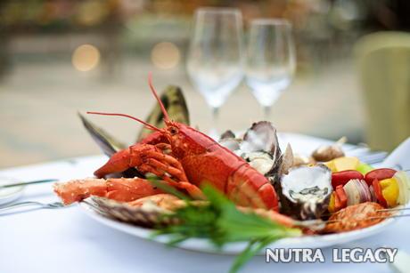 Shrimp and high cholesterol