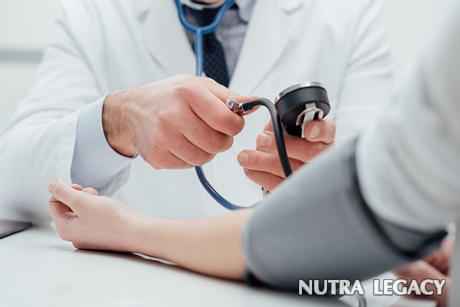 High Blood Pressure Effects