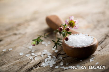 The 5 Important Effects Of Salt Water On The Body