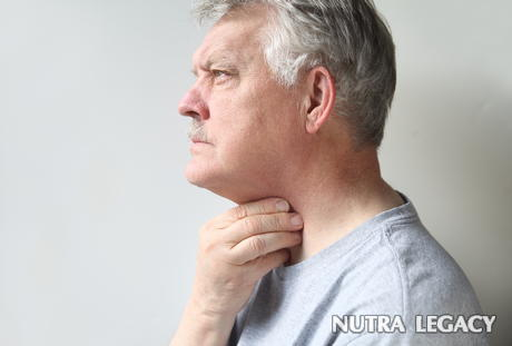 What can be the causes of one sided sore throat
