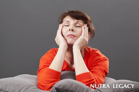 Natural Help For Hot Flashes